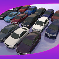 Car Collection 3 - 5 cars